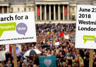 The March for the People's Vote
